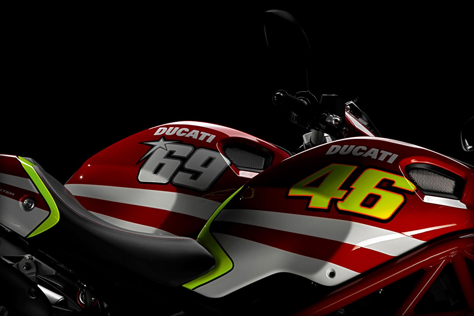 Monster ART MotoGP - LOGOMANIA - Galeries photos - MOTOPLANETE
