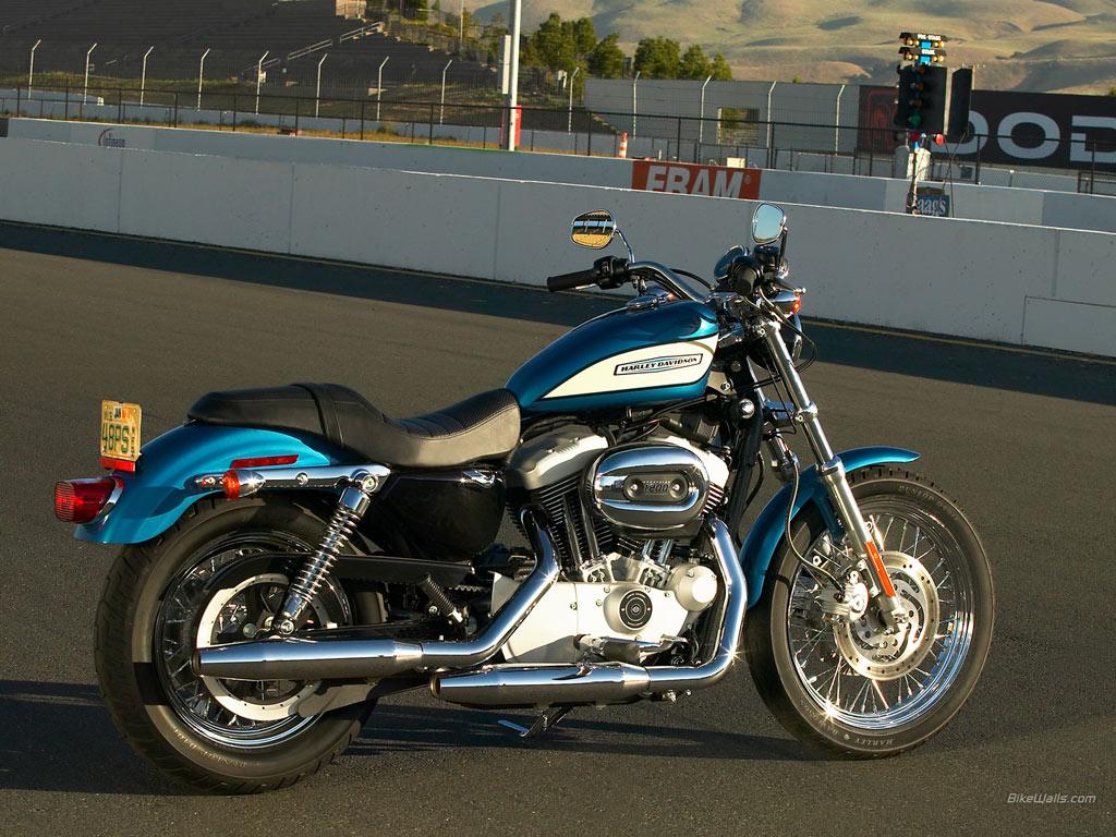 Harley Davidson Sportster 1200 >> XL 1200 SPORTSTER C - SPORTSTER - Galeries photos ...