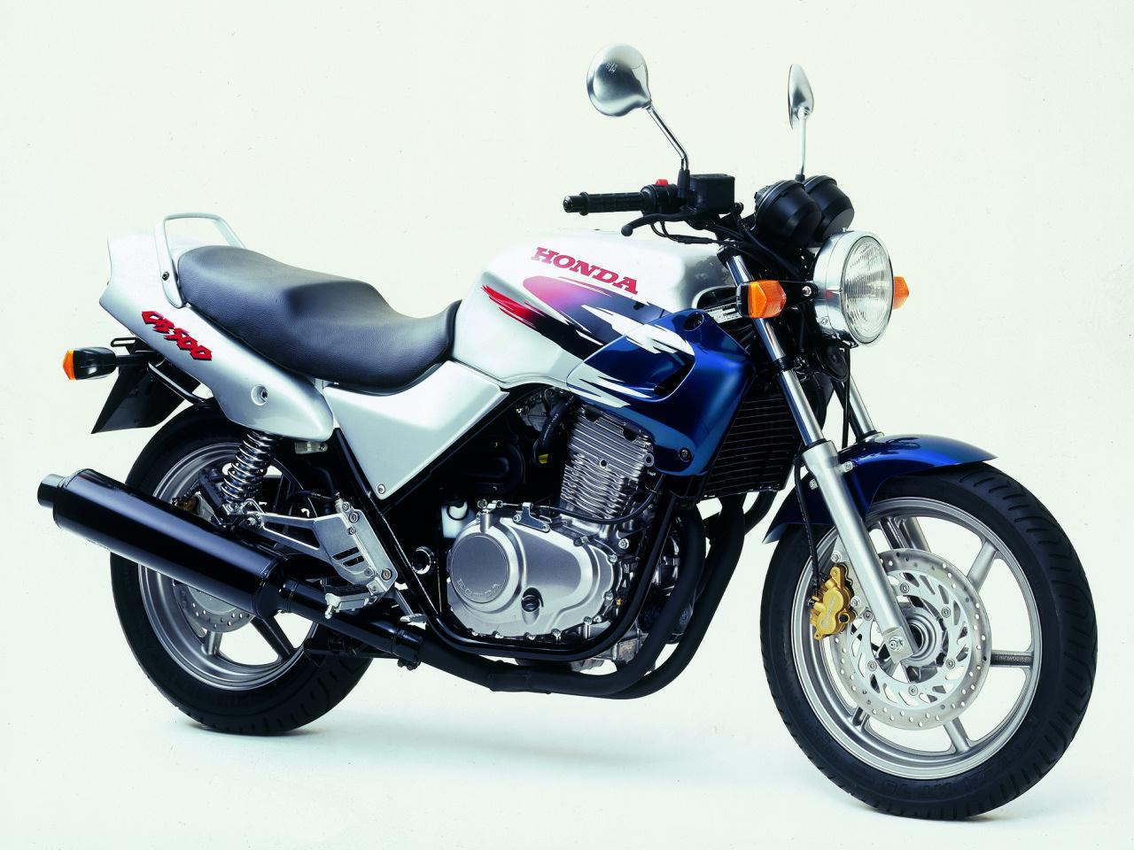 Honda cb500 02 #6