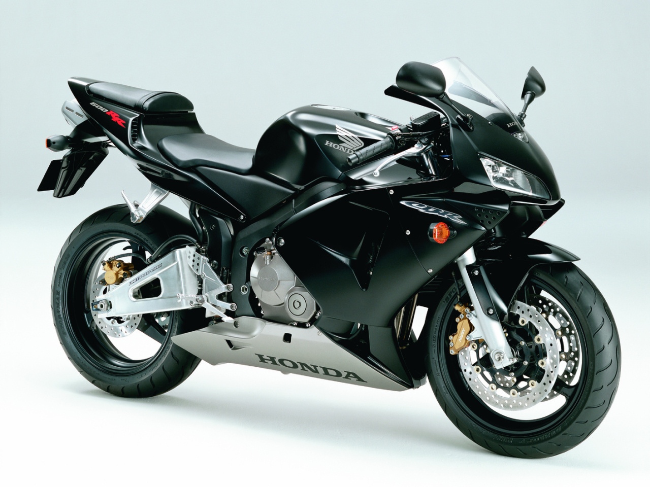 cbr 600 rr 2003 2004 sportives galeries photos. Black Bedroom Furniture Sets. Home Design Ideas
