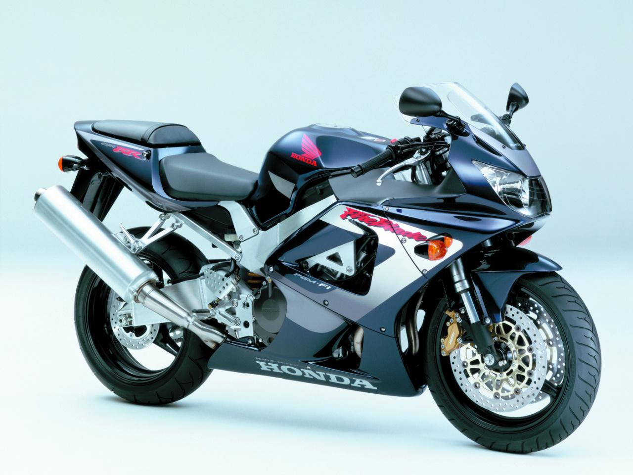 Cbr 929 Rr 2000-2001 - Sportives