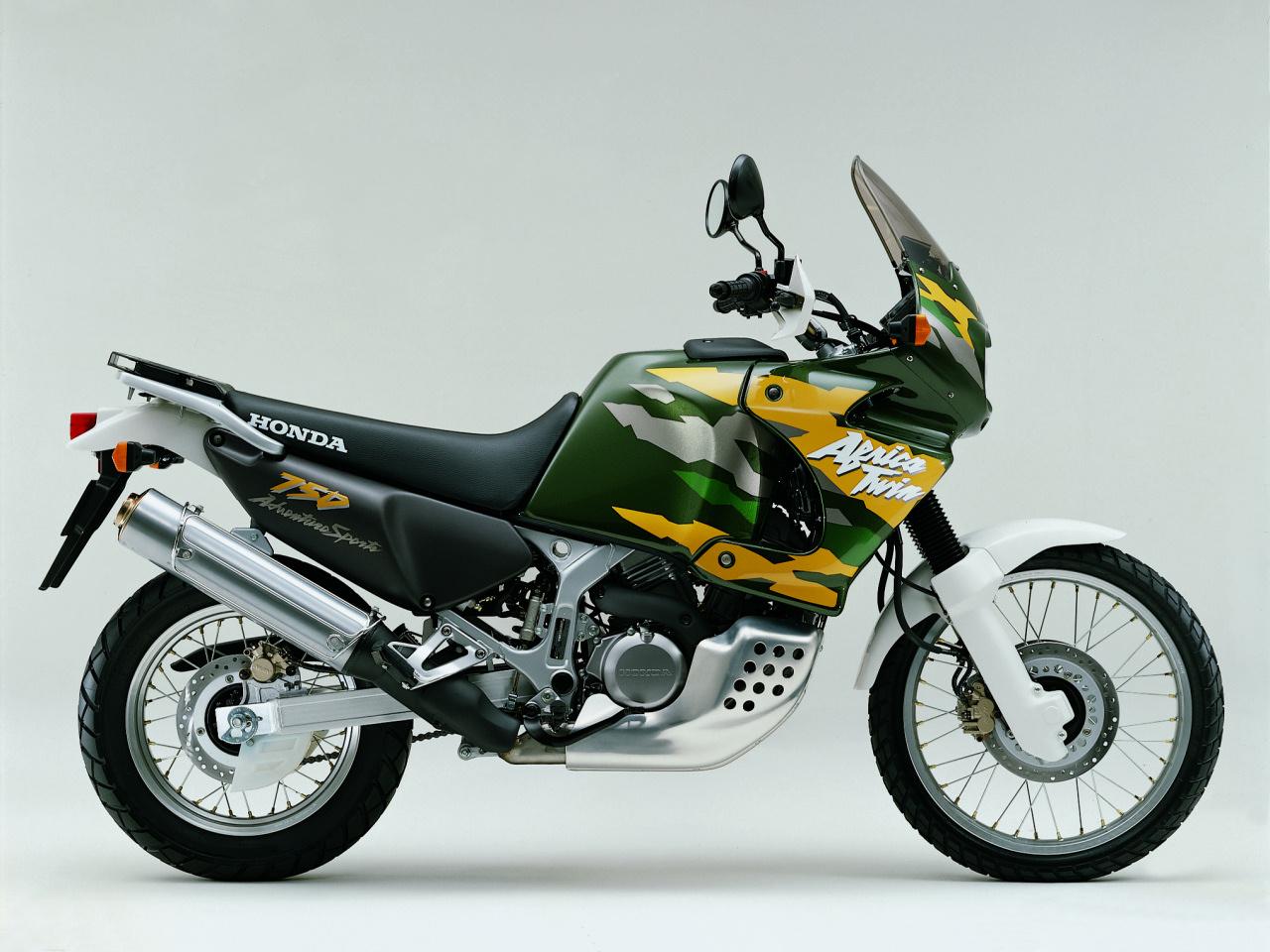 moto honda trail occasion
