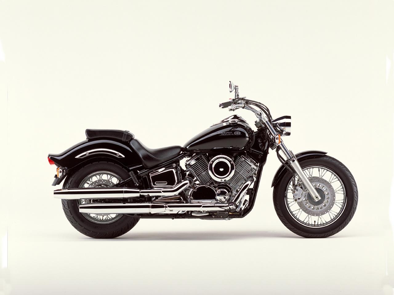 xvs 1100 dragstar customs galeries photos motoplanete. Black Bedroom Furniture Sets. Home Design Ideas