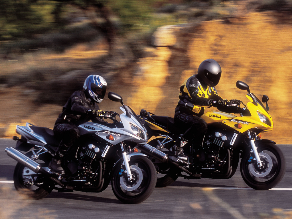 FZS 1000 Fazer - ROADSTERS et NAKED - Galeries photos