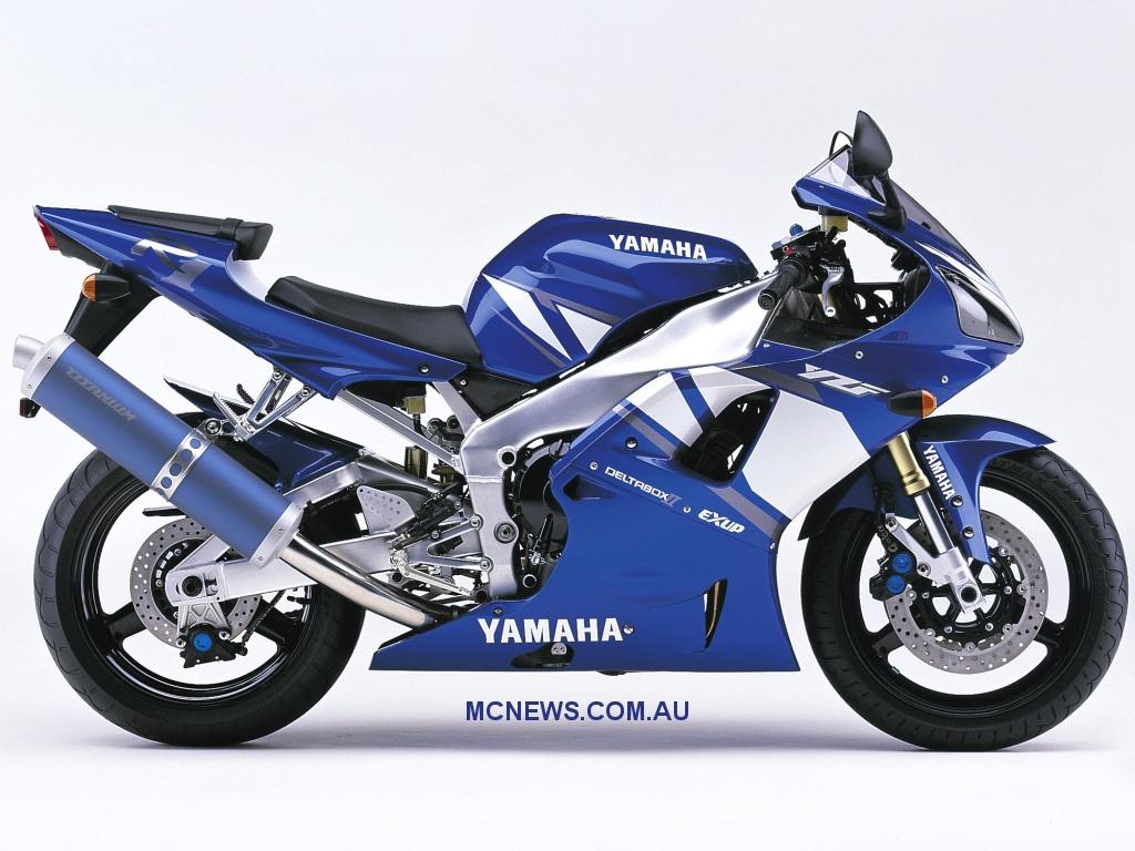 1000 yzf r1 2000 2001 sportives galeries photos for 01 yamaha r1