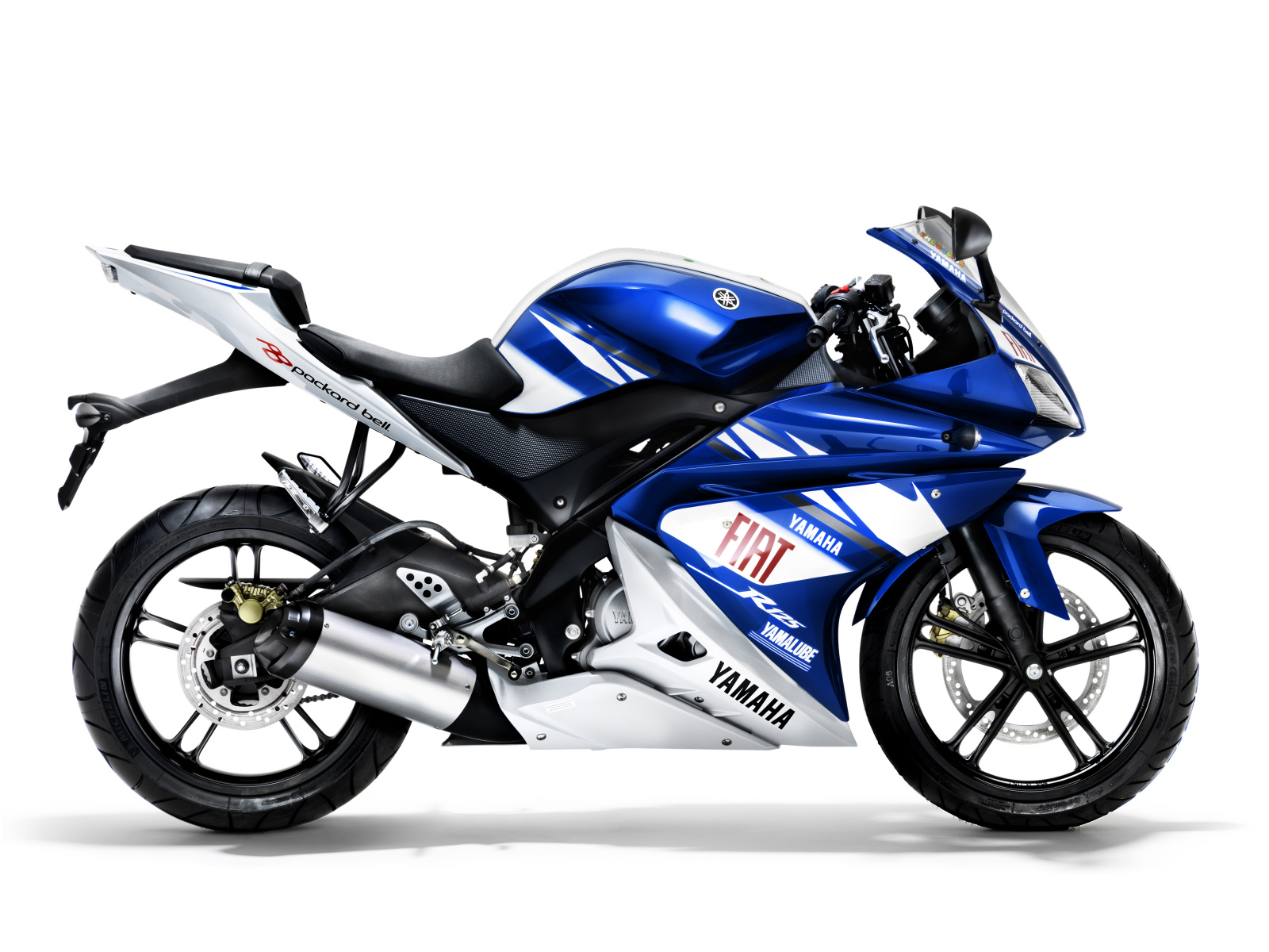 yzf r 125 yamaha team race replica sportives galeries photos motoplanete. Black Bedroom Furniture Sets. Home Design Ideas