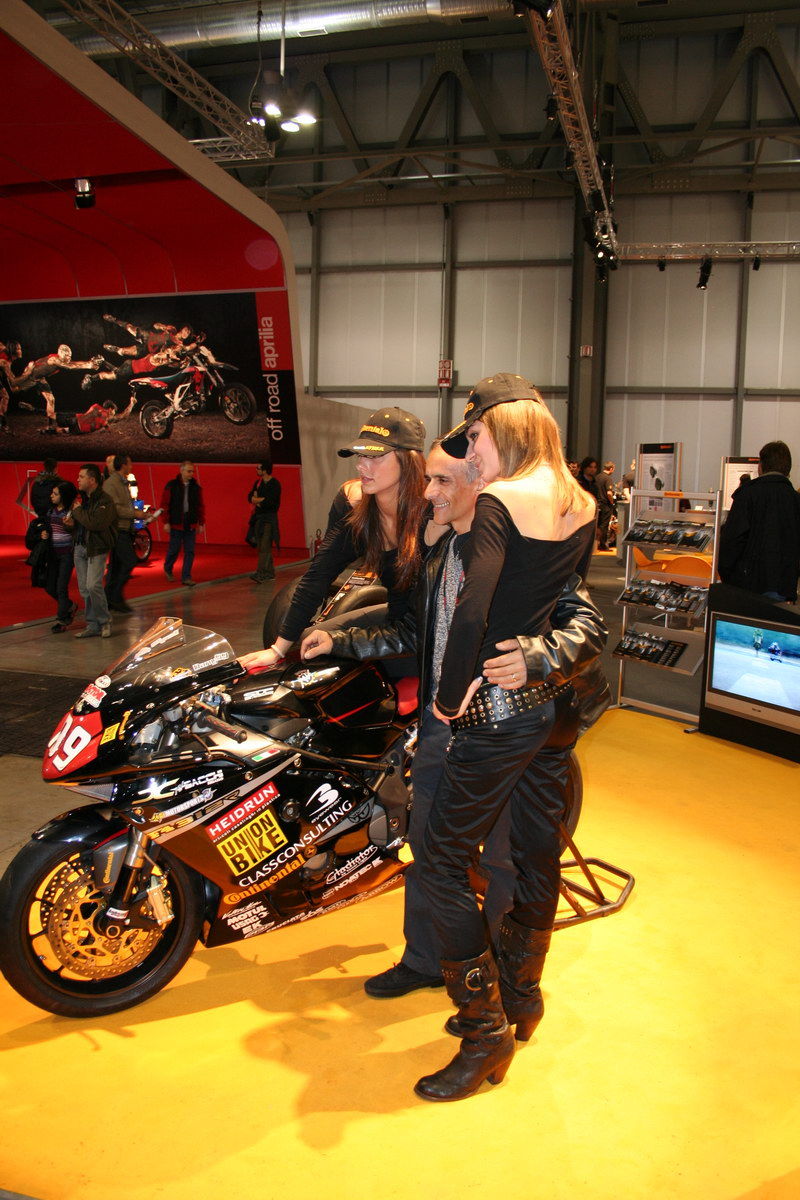 edition 2007 eicma salons de milan galeries photos motoplanete. Black Bedroom Furniture Sets. Home Design Ideas