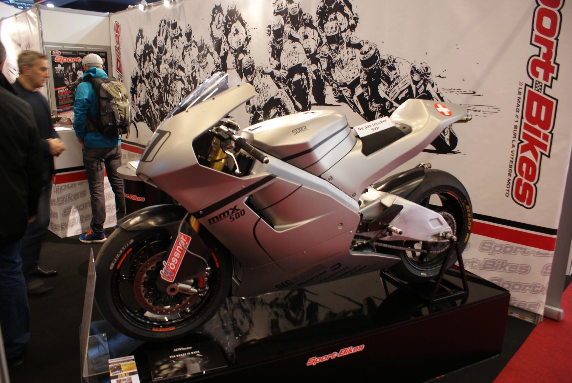 Cot sport et racing galeries photos motoplanete for Salons 2015 paris