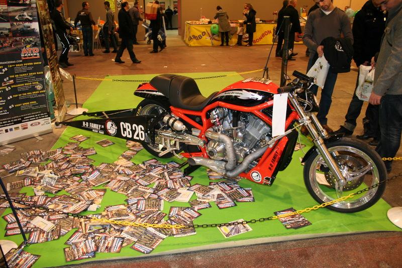 Le salon de la moto de lyon 2010 salons nationaux for Salon le 58