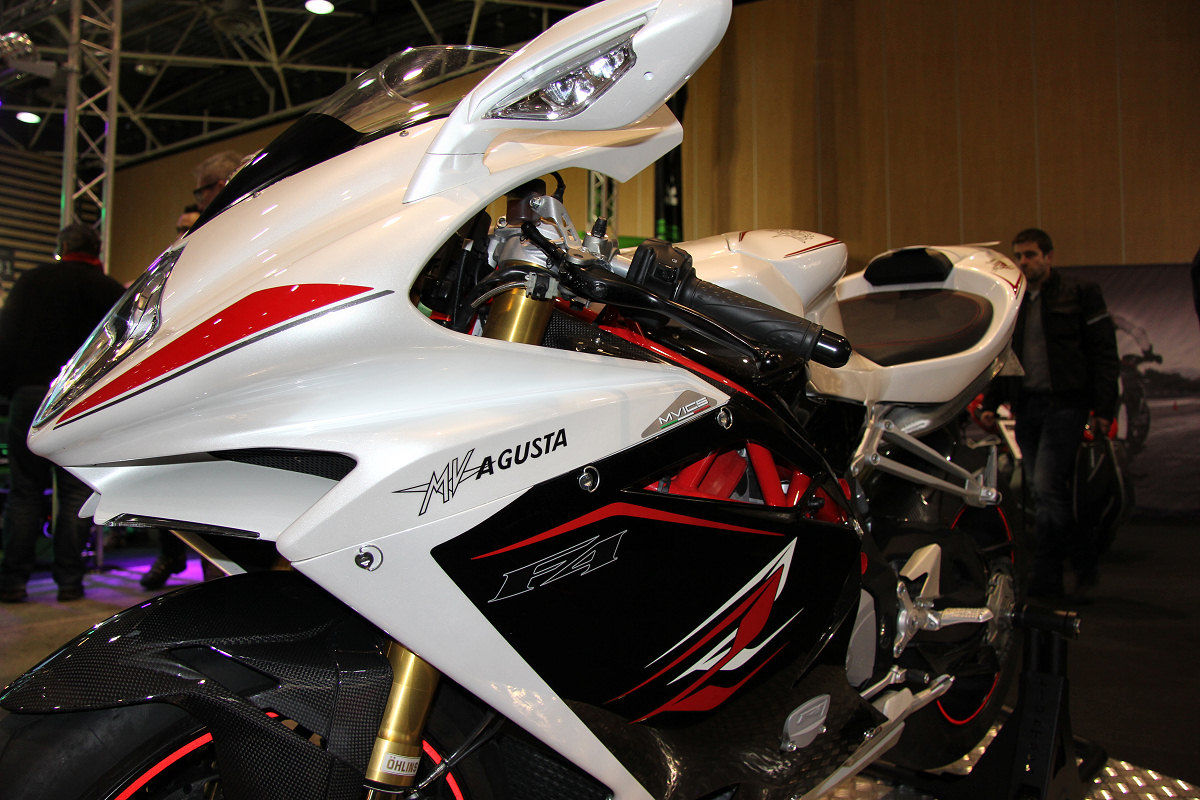 Visite du salon de la moto de lyon eurexpo 2015 for Salon lyon eurexpo