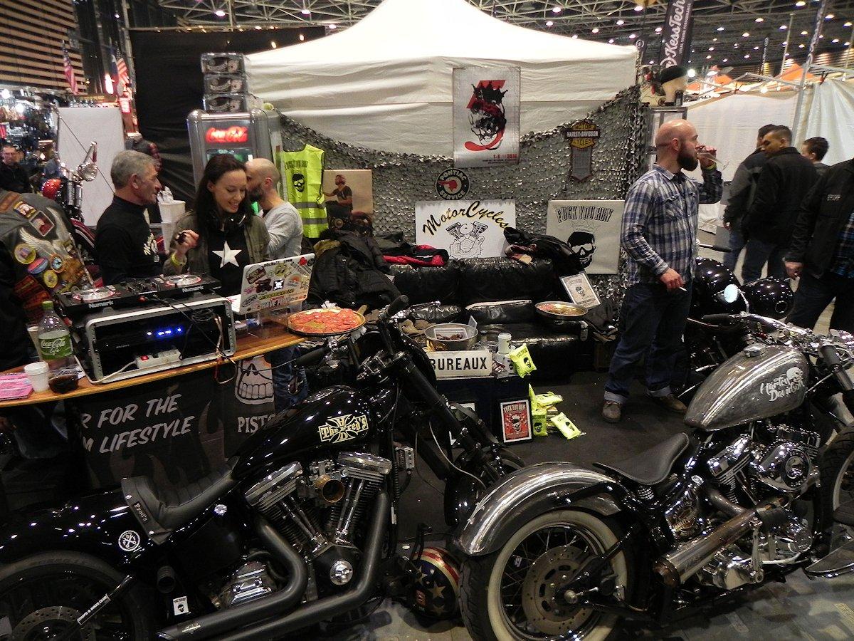 Visite du salon de la moto de lyon eurexpo 2016 for Salon du bois lyon