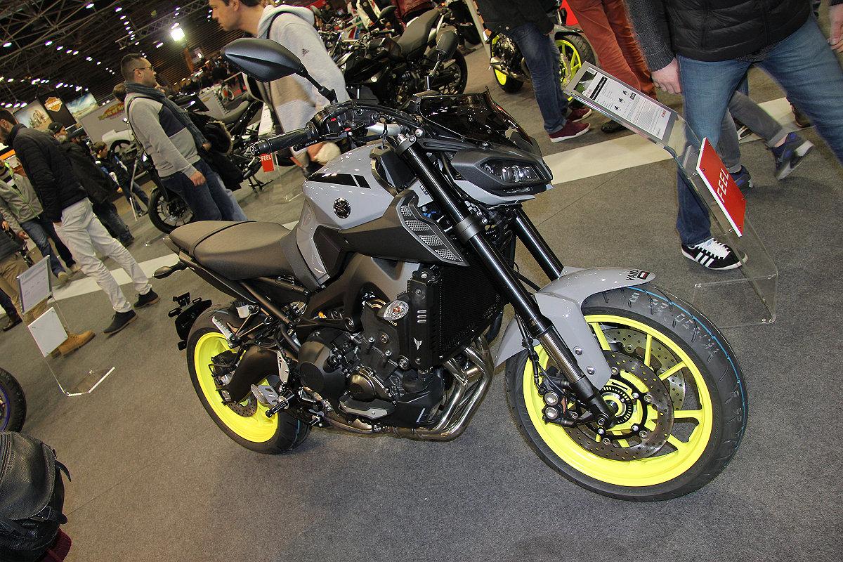 Visite du salon de la moto de lyon eurexpo 2017 - Salon 2 roues lyon ...