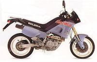 moto Gilera 600 Nordwest 1992