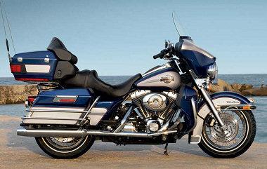 Harley-Davidson 1450 ELECTRA GLIDE ULTRA CLASSIC FLHTCUI