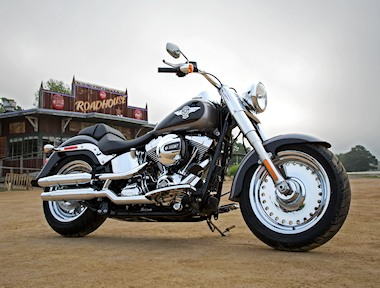 Harley-Davidson 1690 SOFTAIL FAT BOY FLSTF