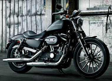 harley davidson xl 883 sportster iron 2010 fiche moto motoplanete. Black Bedroom Furniture Sets. Home Design Ideas