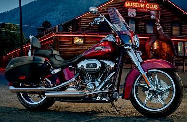 Harley-Davidson CVO 1800 SOFTAIL CONVERTIBLE FLSTSE3