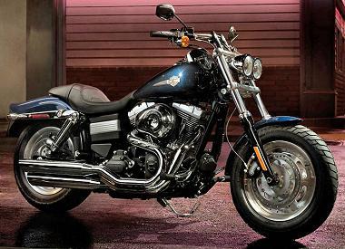 moto Harley-Davidson 1584 DYNA FAT BOB FXDF 2012
