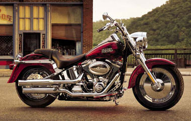 1450 SOFTAIL FAT BOY FLSTF 2006