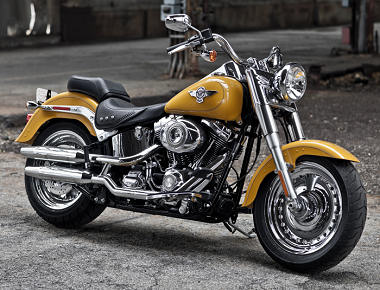 1584 SOFTAIL FAT BOY FLSTF 2011