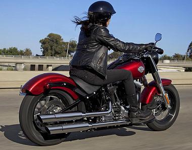 Harley-Davidson 1690 SOFTAIL SLIM FLS 2013