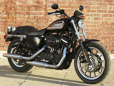 harley davidson xl 883 r sportster 2005 fiche moto motoplanete. Black Bedroom Furniture Sets. Home Design Ideas