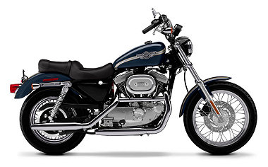 Harley-Davidson XLH Sportster 1200