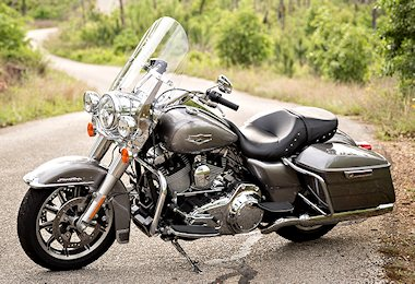 Harley-Davidson 1690 ROAD KING FLHR 2016