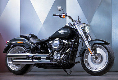 Harley-Davidson 1745 SOFTAIL FAT BOY FLFB
