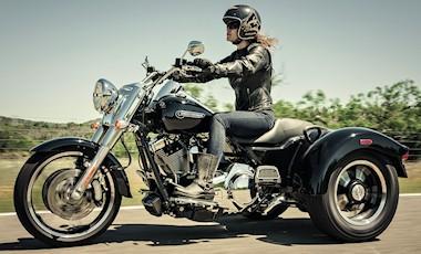 Harley-Davidson 1746 FREEWHEELER  FLRT 2017