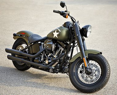 Harley-Davidson 1800 SOFTAIL SLIM S FLSS