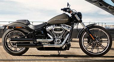 Harley-Davidson 1870 SOFTAIL BREAKOUT FXBRS