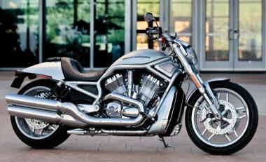 Harley-Davidson 1250 V-ROD 10th Anniversary VRSC