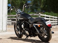 Harley-Davidson XL Sportster 1200 Custom CB