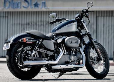 Harley-Davidson XL 1200 N Sportster Nightster