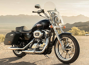 Harley-Davidson XL 1200 T SUPERLOW