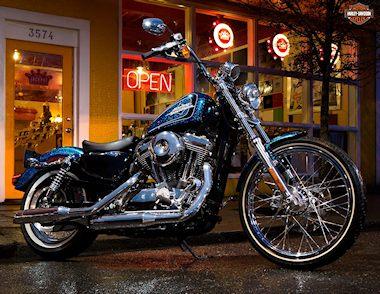 Harley-Davidson XL 1200 V SPORTSTER Seventy-Two 2015