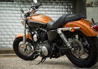 Harley-Davidson XL SPORTSTER 1200 CUSTOM CA