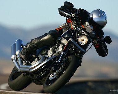 moto Harley-Davidson XR 1200 Sportster 2010
