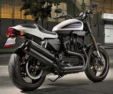 Harley-Davidson XR 1200 X Sportster