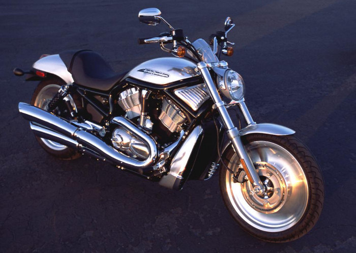 Harley-Davidson 1131 V-ROD Black VRSCB 2005 - 5