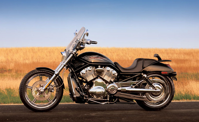 Harley-Davidson 1131 V-ROD Black VRSCB 2005 - 4
