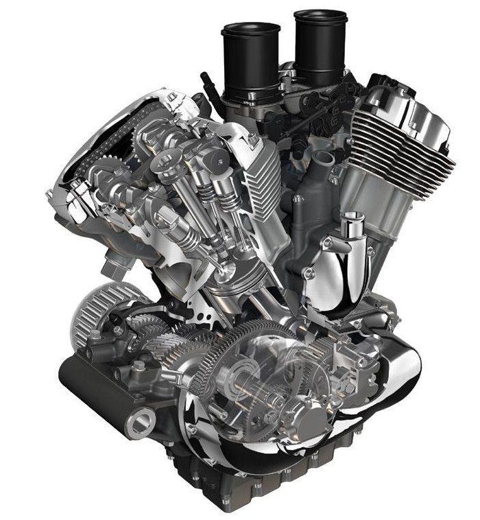 Harley-Davidson 1131 V-ROD Black VRSCB 2005 - 1