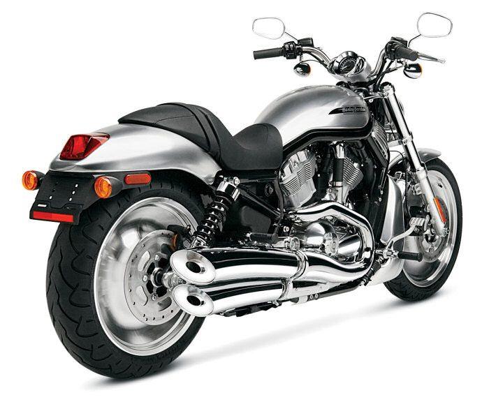 Harley-Davidson 1131 V-ROD Black VRSCB 2005 - 2
