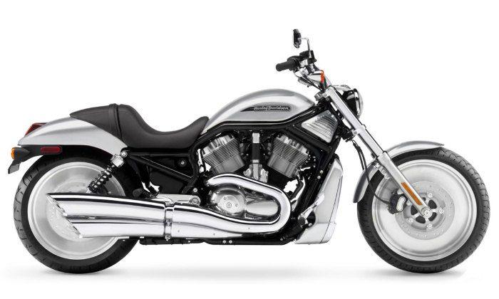 Harley-Davidson 1131 V-ROD Black VRSCB 2005 - 3