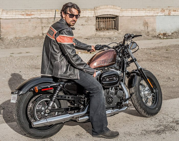Harley-Davidson XL 1200 SPORTSTER Forty Eight 2014 - 2014-2Harley Davidson 48 2014