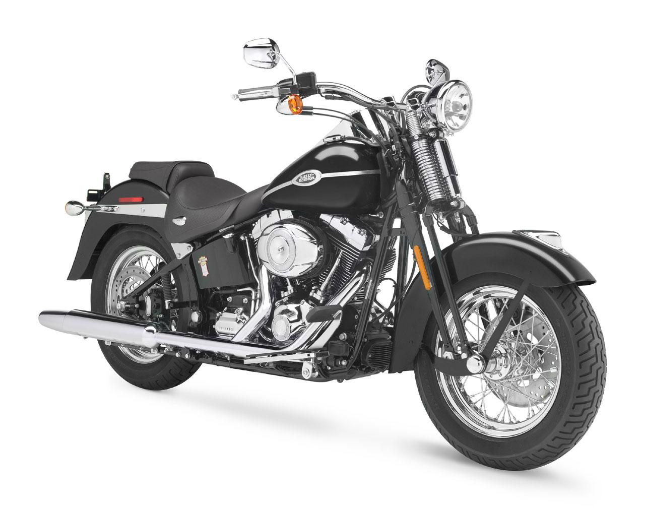 Harley-Davidson 1584 SOFTAIL SPRINGER CLASSIC FLSTSC 2007 - 3