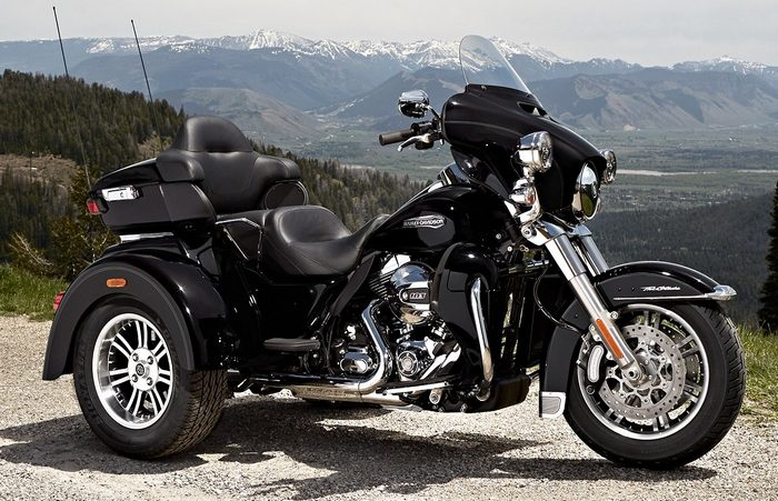 2016 Harley Davidson Tri Glide Ultra Gallery 670252: Harley-Davidson 1690 TRI GLIDE ULTRA FLHTCUTG 2016