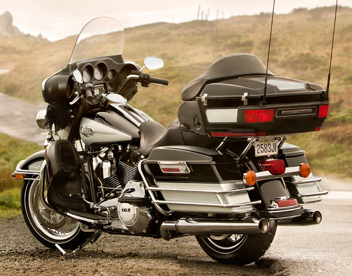 Harley-Davidson 1690 ELECTRA GLIDE ULTRA CLASSIC FLHTCUI 2012 - 13