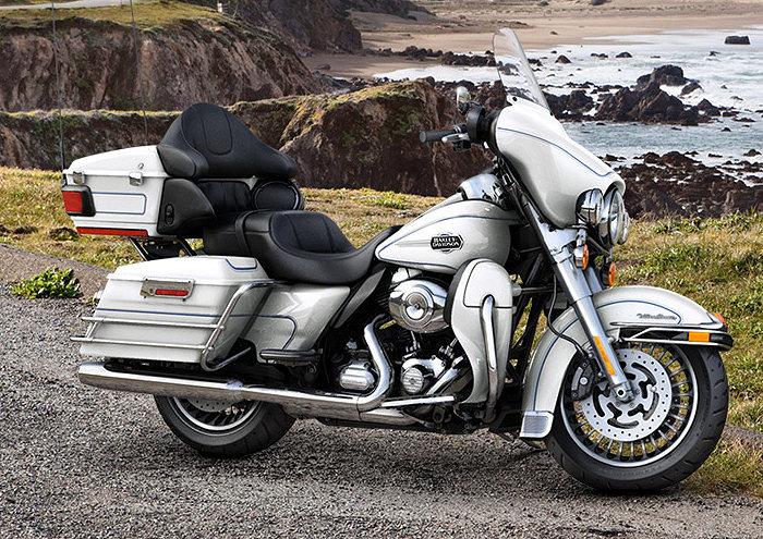 Harley-Davidson 1690 ELECTRA GLIDE ULTRA CLASSIC FLHTCUI 2012 - 12